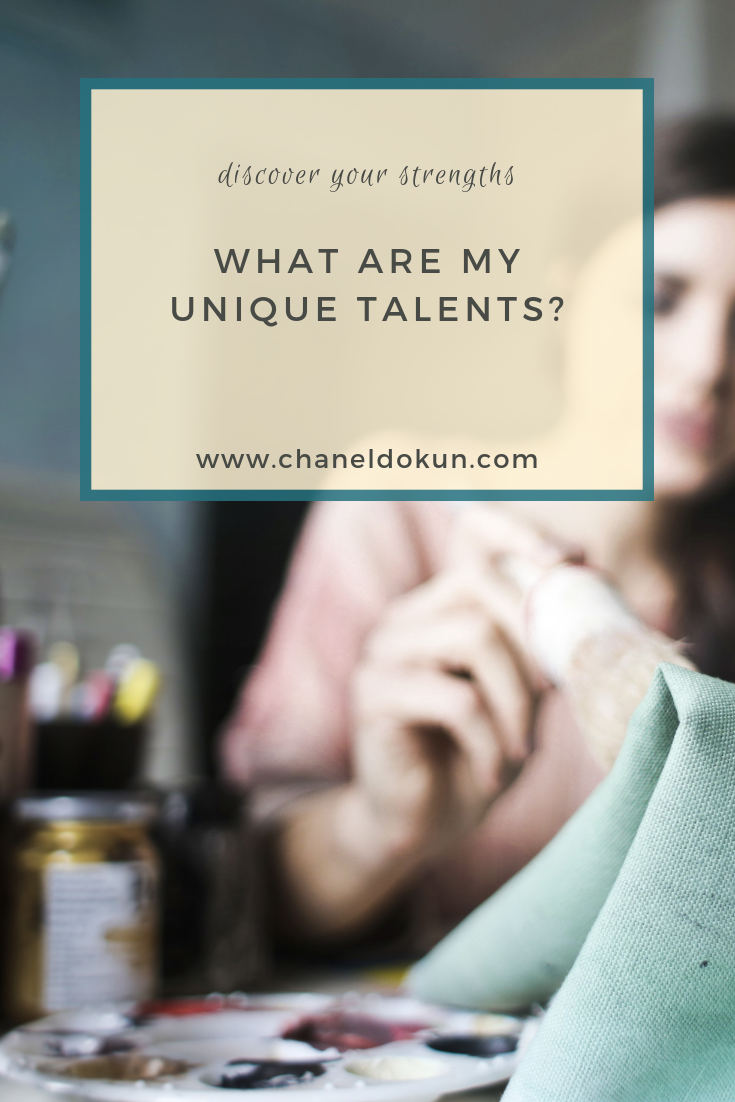 What Are My Unique Talents
