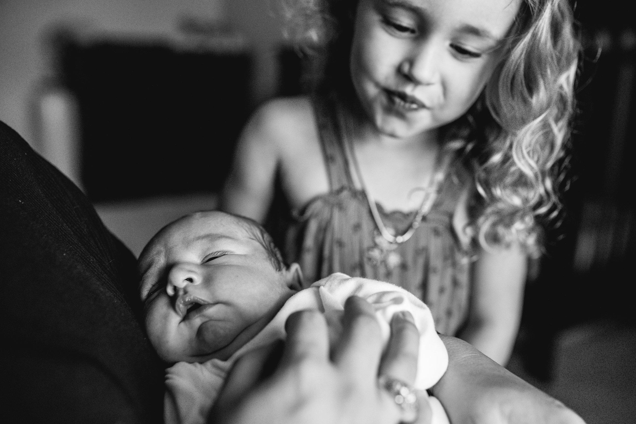 Indianapolis Newborn Lifestyle Photography