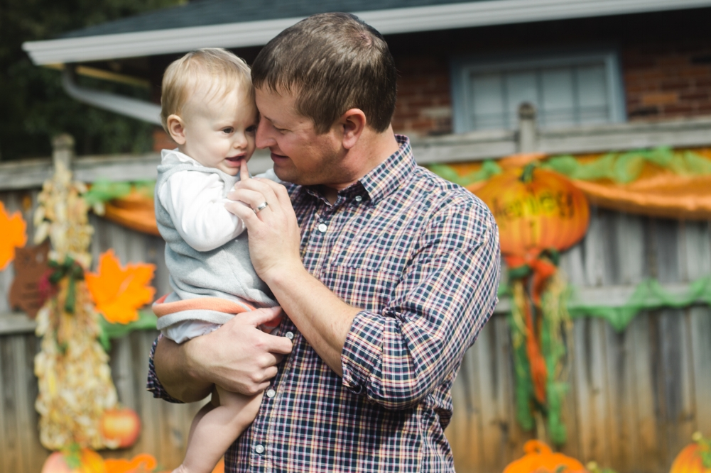 Indianapolis Milestone Photography - Father Daughter Family