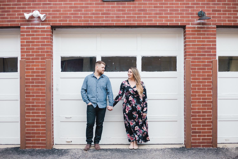 Indianapolis Engagement