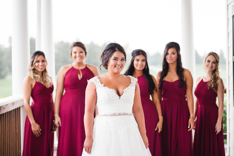 Carmel Indiana Wedding at Plum Creek
