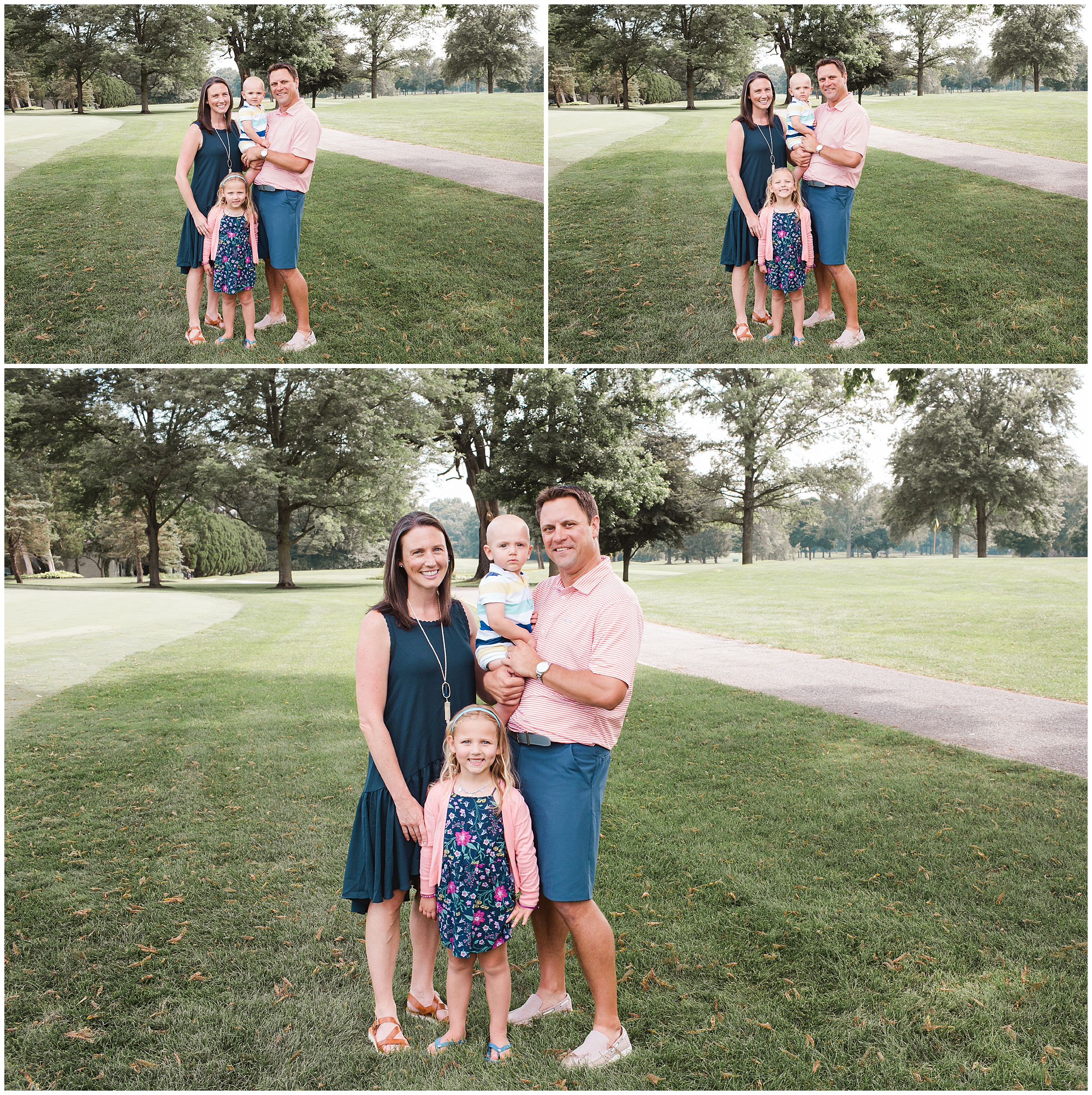 Broadmoor Country Club Family Photographer
