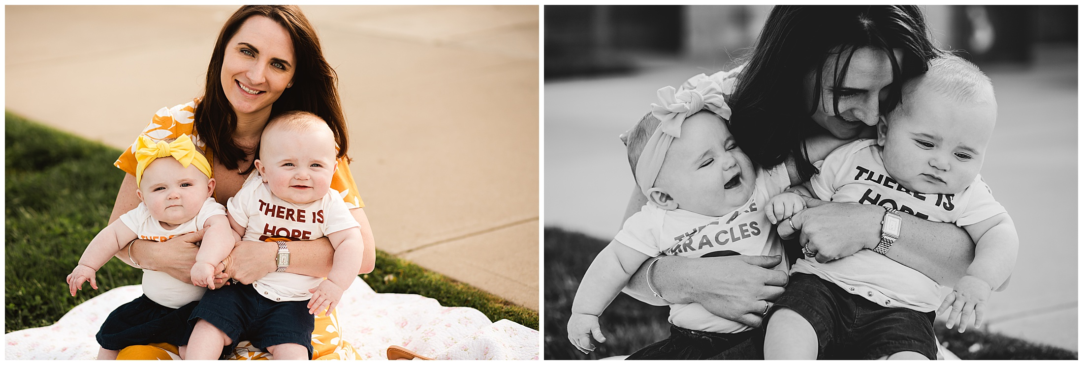Carmel Indiana Family Photography at Founders Park