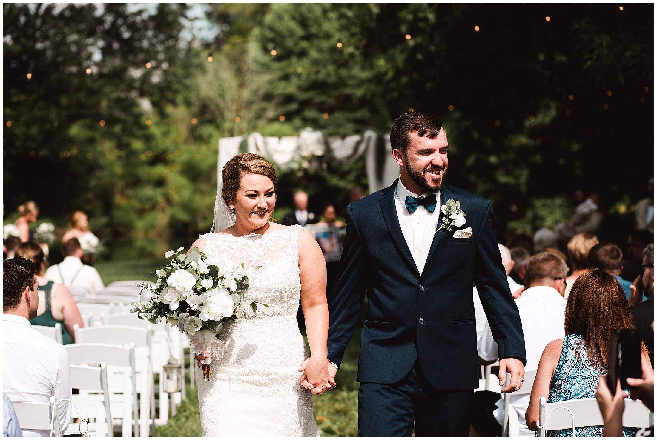 Abram Farm Wedding Spencer Indiana