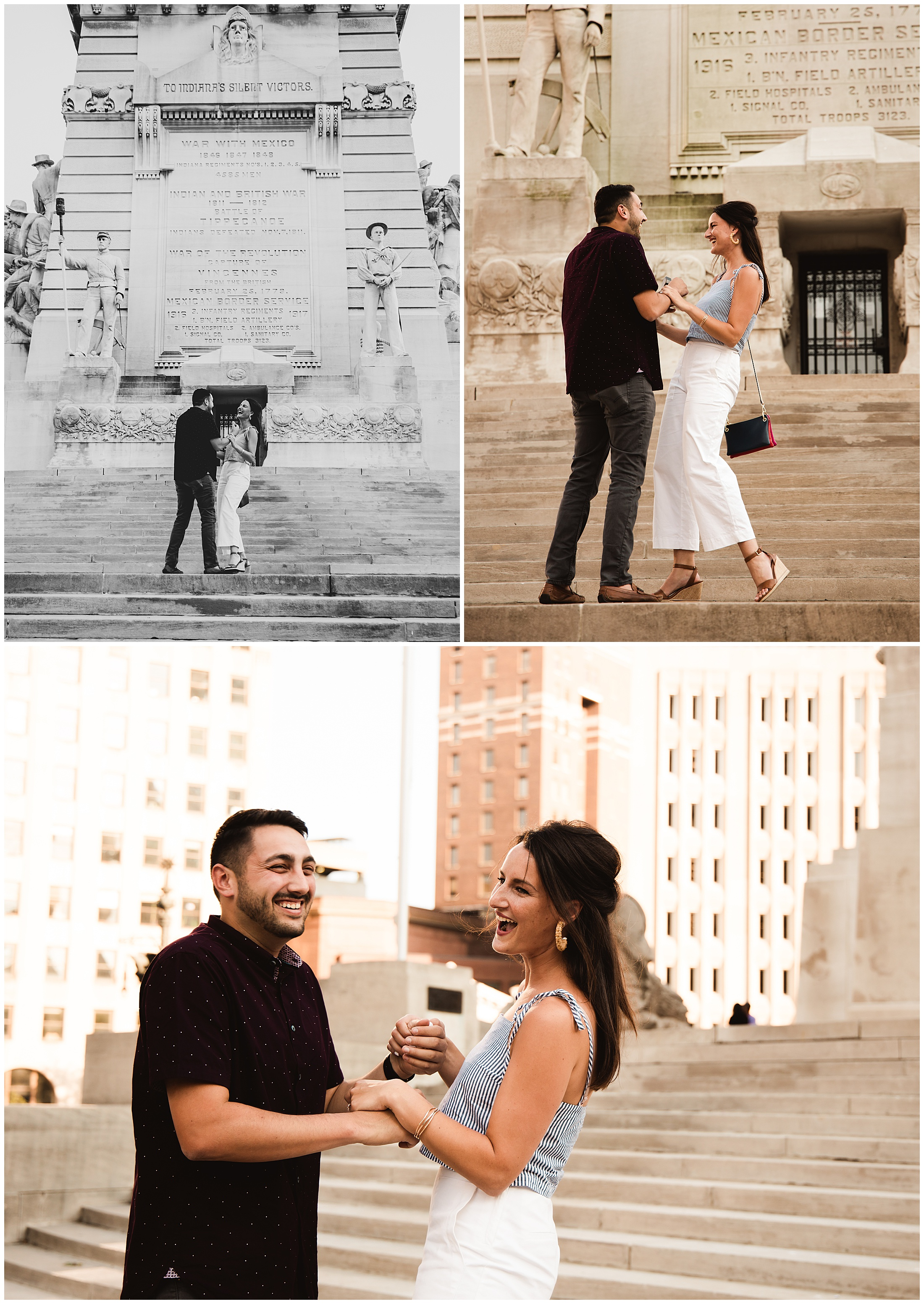 Best Places to Get Engaged in Indianapolis