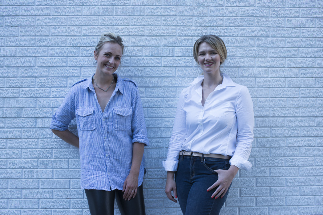Piquant Marketing Founders Lindsay O'Donnell and Kristen Scharf