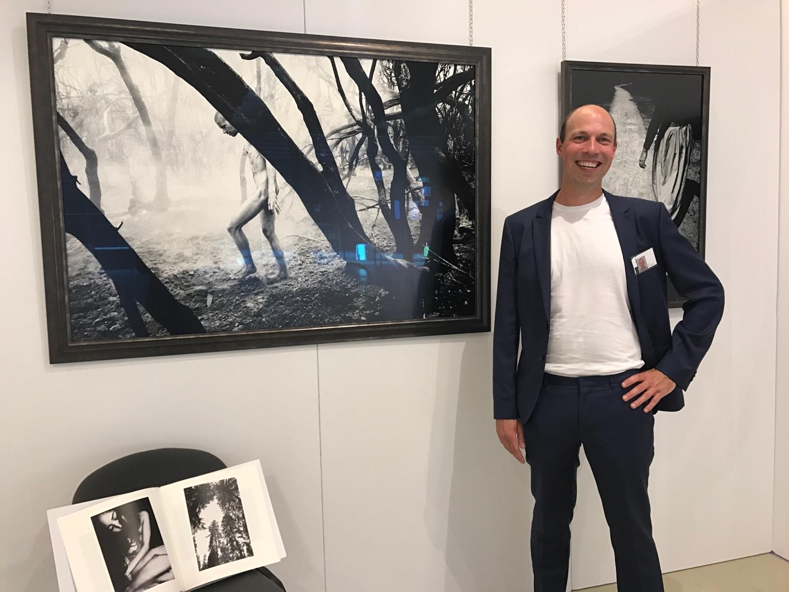 Eli Dijkers Florence Biennale 2017
