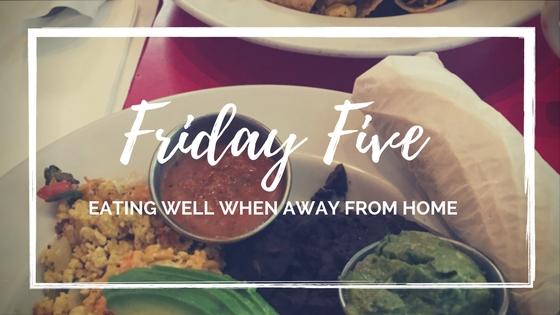 FridayFive- Restaurants.jpg