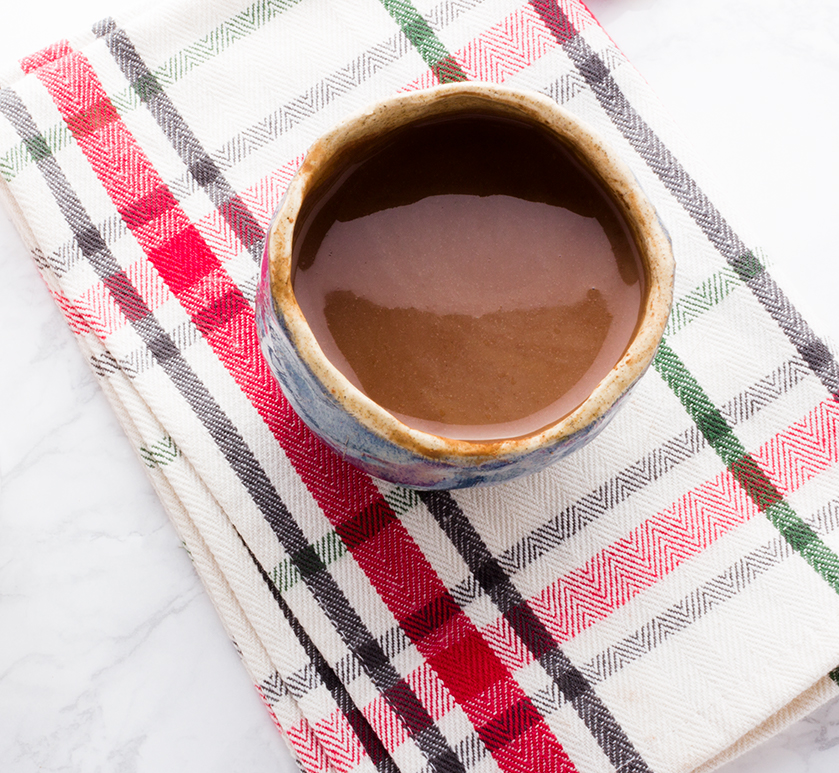 Creamy and packed with real chocolate, this is one hot chocolate mix you'll feel good about enjoying again and again.