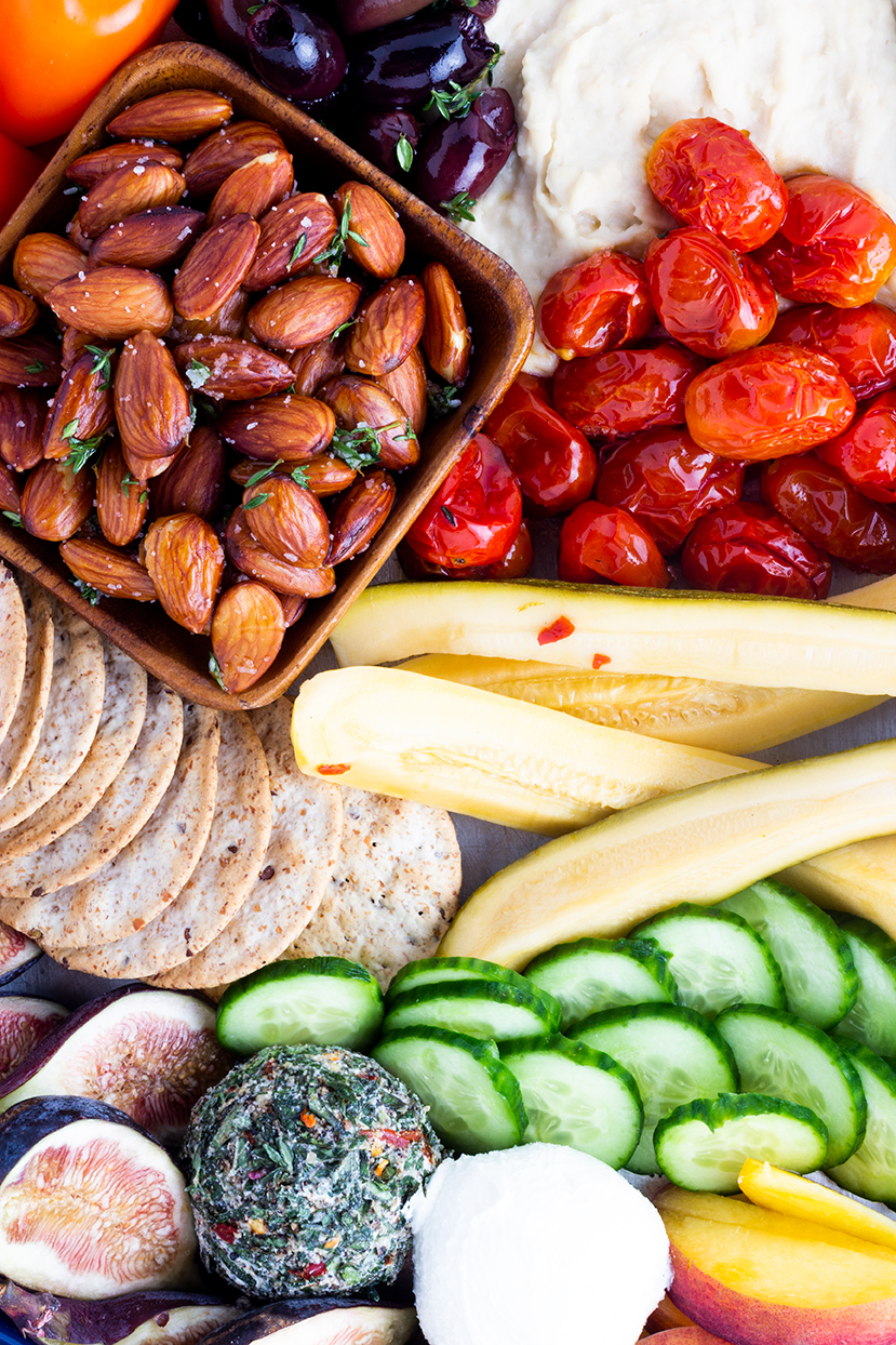 Easy snack plate ideas for every occasion.