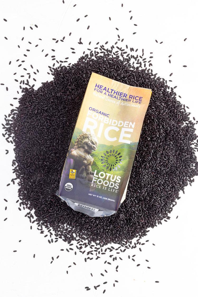 Lotus Foods: Black Forbidden Rice