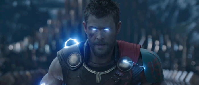 Thor thinks he's so special, with his lightning eyes.