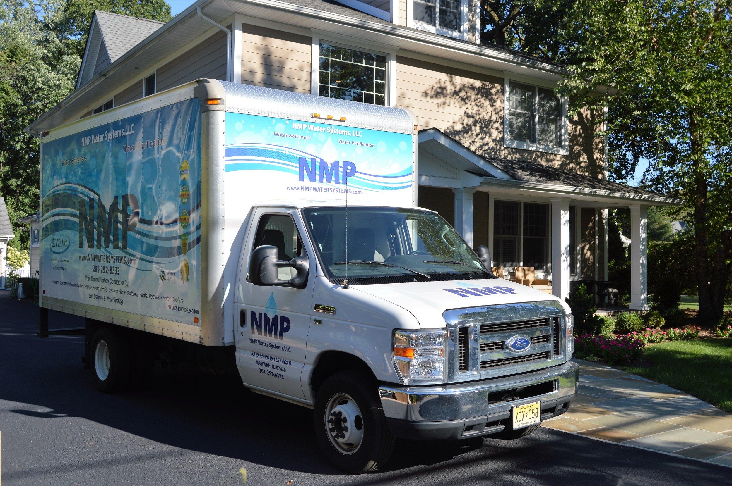 Water Softener Installation Ridgewood, NJ.JPG