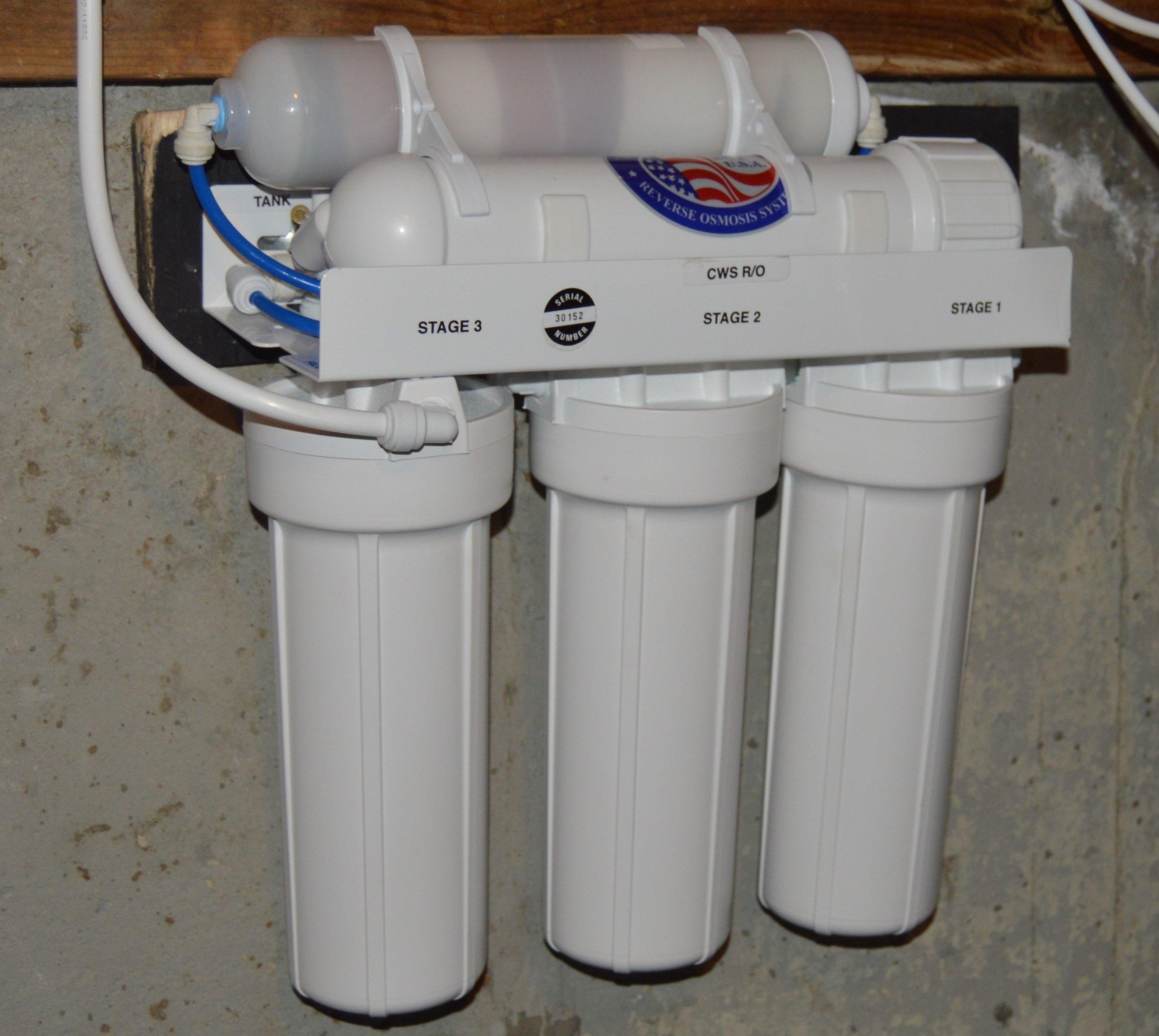 NSF Certified 5 Stage Reverse Osmosis System Bergen County, NJ.JPG