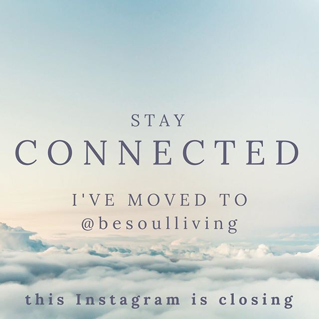 Id love to stay connected to you so please follow me @besoulliving Happy Earth Day #besoulliving #liveyourlight