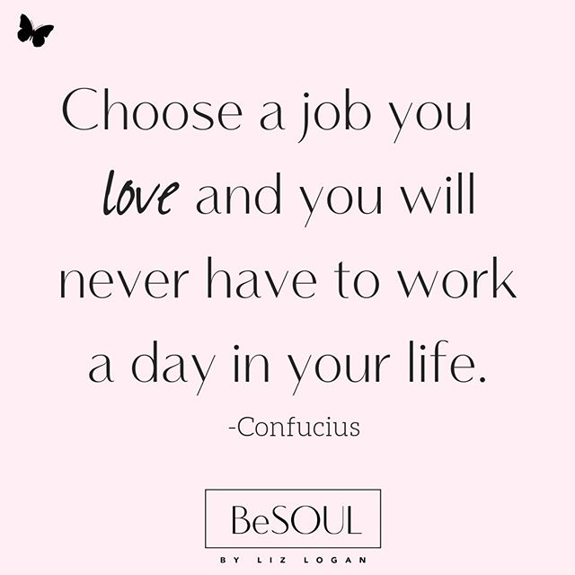 Monday Motivation🌈: It's Labor Day and time to evaluate how you are spending your life working.  If you don't love what you do, message us and we can help you align with what you do love.💖💥 #lovewhatyoudo #designalifeyourlove #bebold  #liveyourlight  #besoulliving