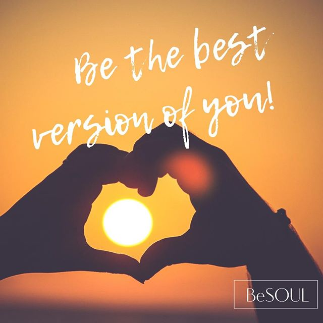 What if your only job was to show up as the best version of you?  How would you feel?  How would you choose to live your life?  At BeSOUL we believe this is the whole point and secret to living a life you love.  Are you ready to step into the authentic, wholeness of who you are meant to be?  It's time to let your soul shine! 🦋🌈💥 #riseupwomanandshine #beyou #believeinpossibility #besoulliving #liveyourlight #letyoursoulshine