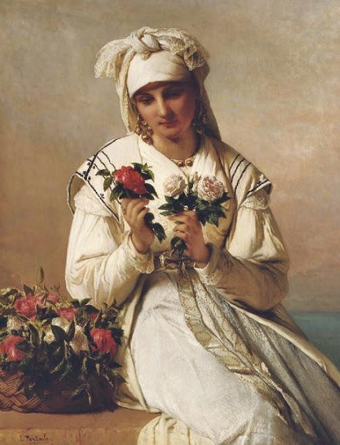 Choosing the Rose ,Jean-Francois Portaels