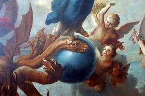 La Virgen del Apocalipsis -  Miguel Cabrera