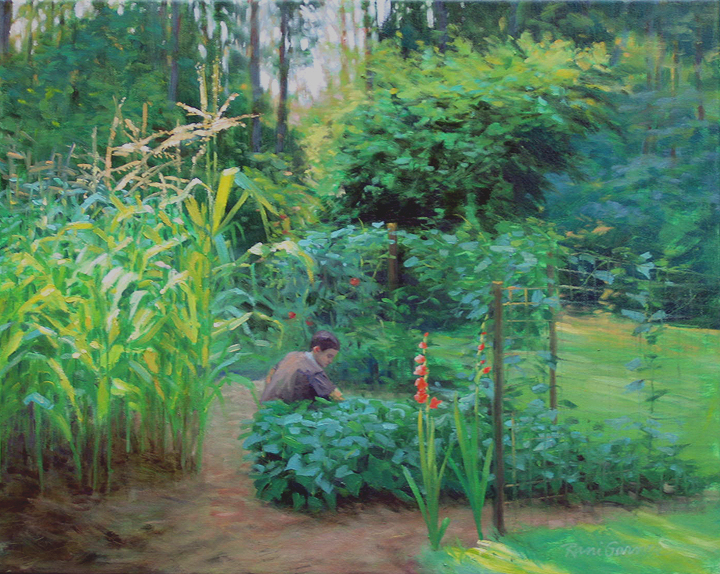 Vegetable Garden 16x20