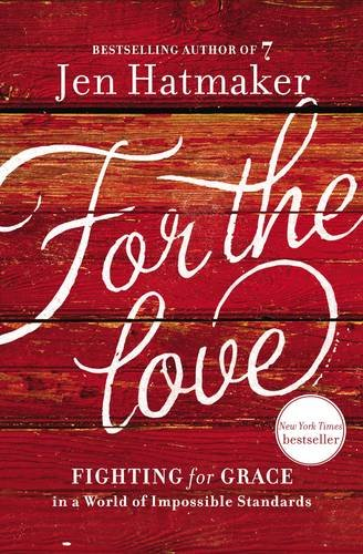 """for the love""    $12.94"