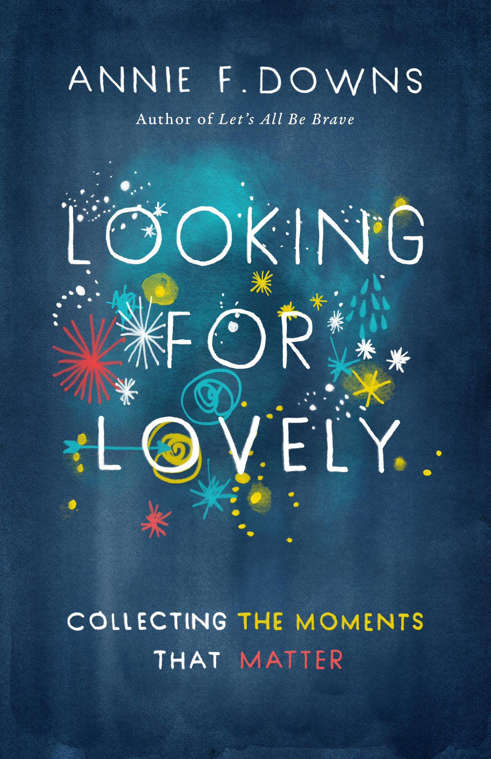 """looking for lovely""     $13.77"