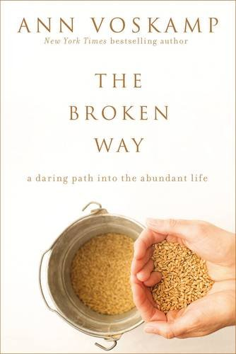 """the broken way""    $16.09"