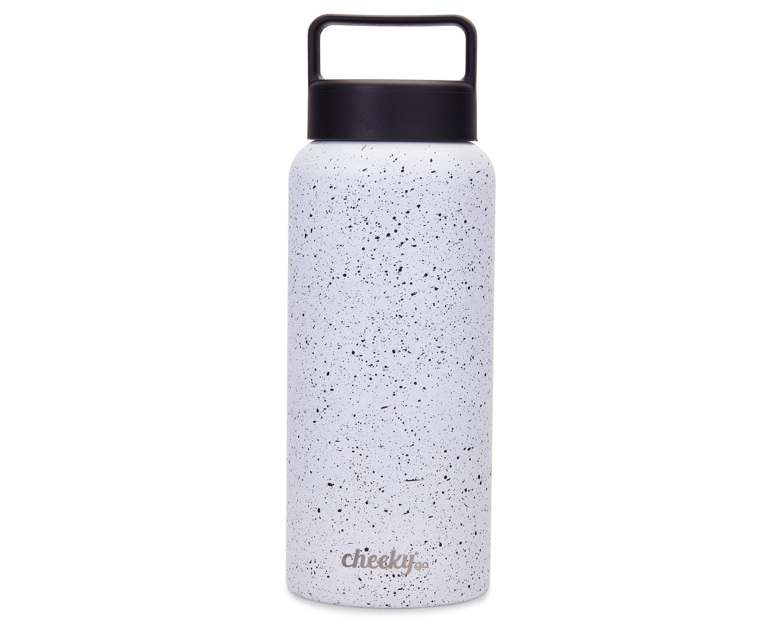 INSULATED WATER BOTTLE... - because just about everyone could stand to be more hydrated