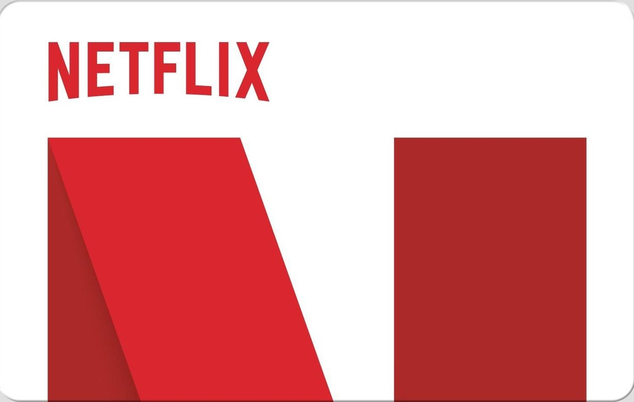 NETFLIX... - because he loves all things TV