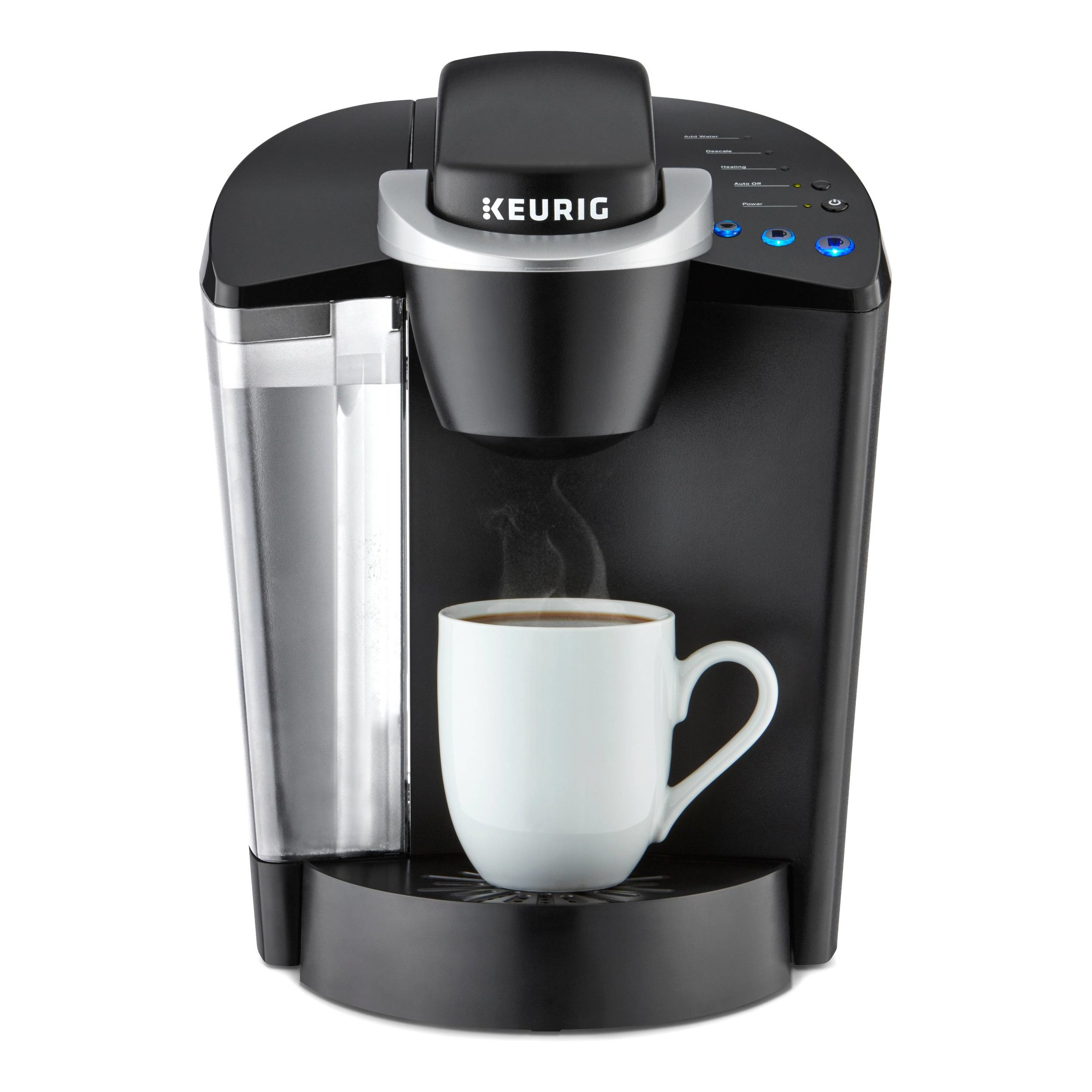 KEURIG... - because it's the fast and easy way to make a great beverage