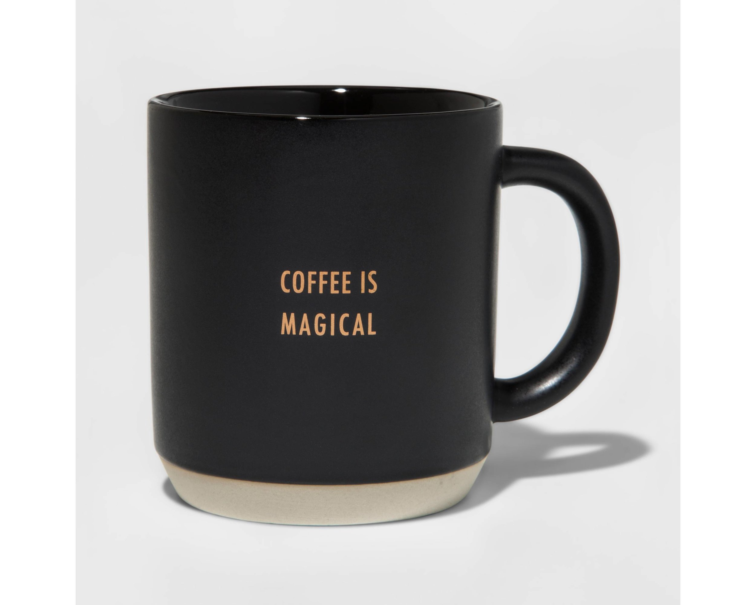 COFFEE MUGS... - because they need something cute to put their coffee in