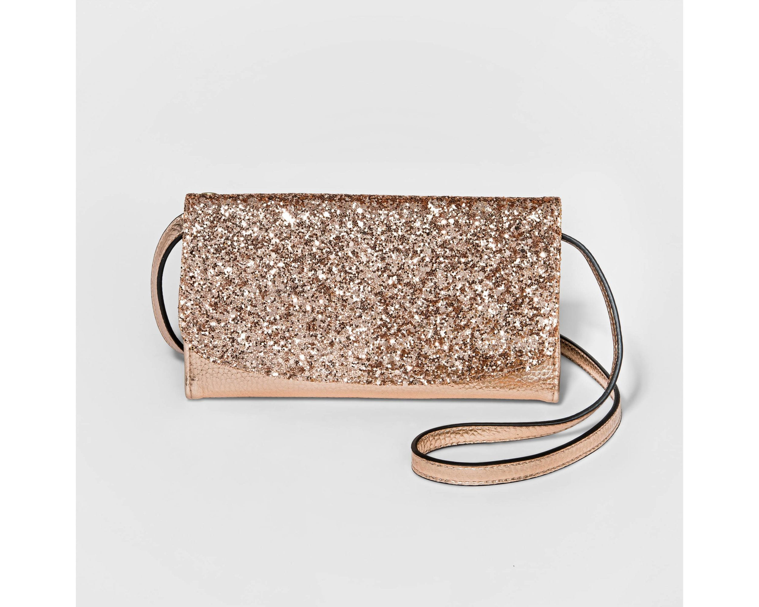 SMALL PURSE... - because it's cute, stylish, and practical
