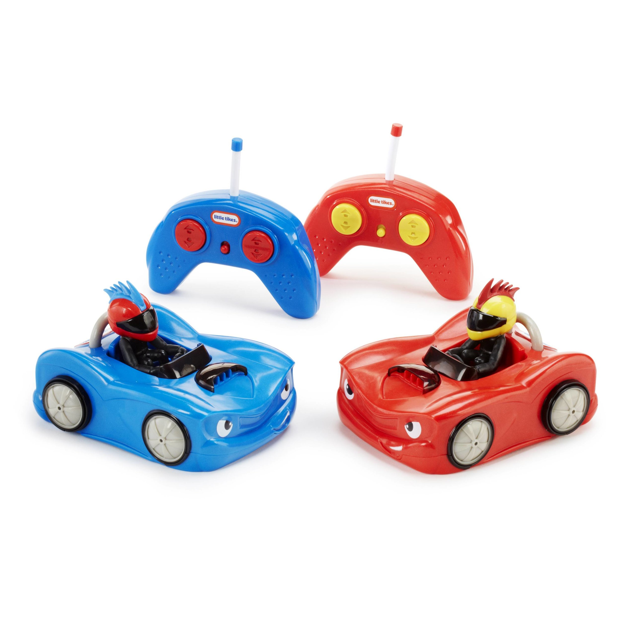 BUMPER CARS... - because they would love steering these cars every which way