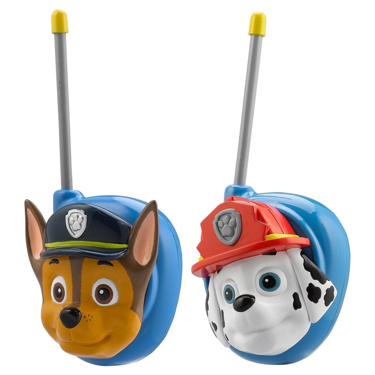 WALKIE TALKIES... - because they like to talk, especially through cool gadgets