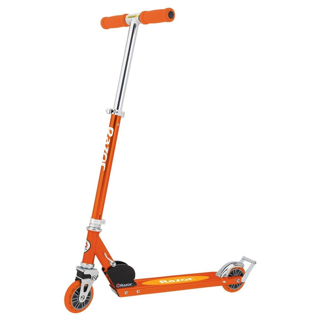 SCOOTER... - because they like to get around