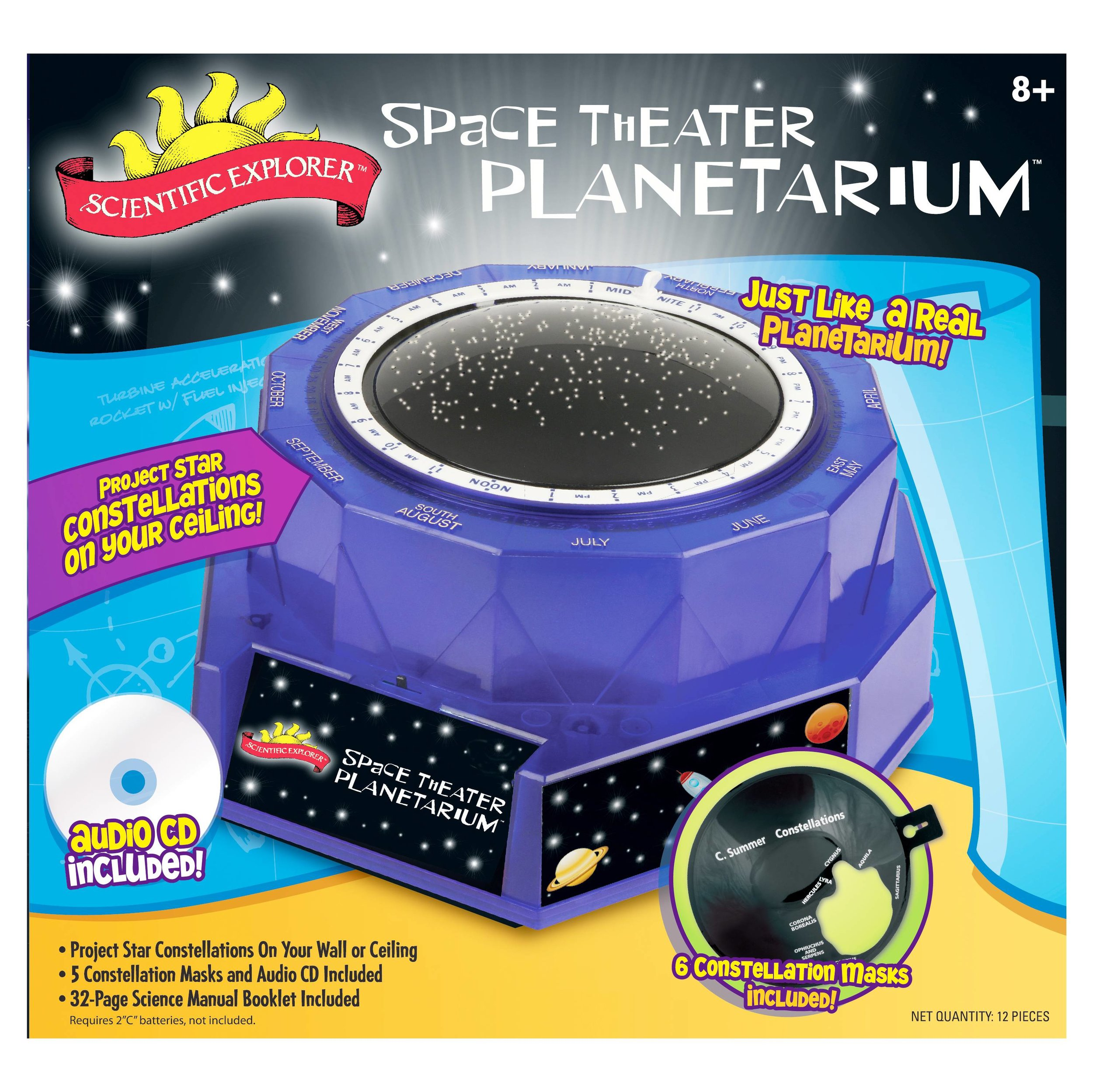 SPACE SIMILATOR... - because they love the stars