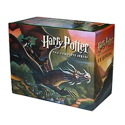BOOK SET... - because they need to be introduced to the wonderful world of Harry Potter