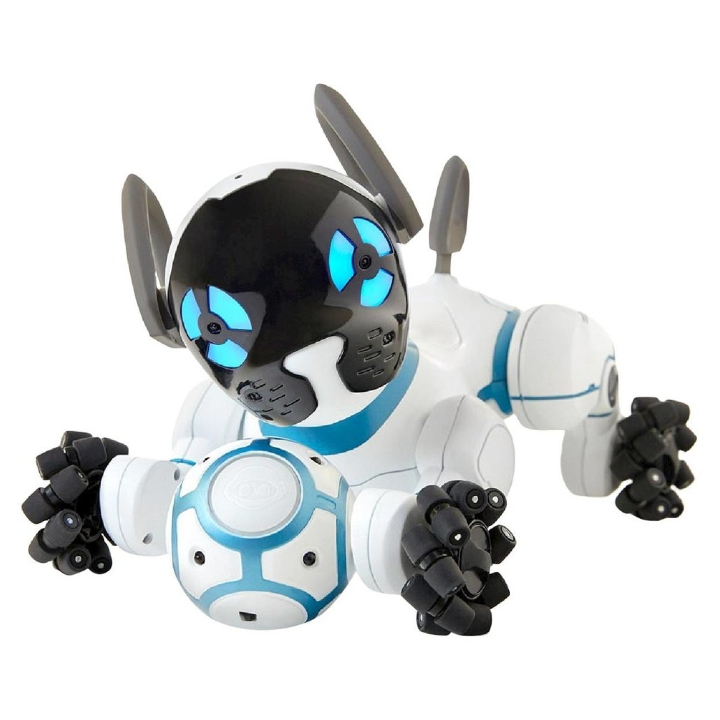 ROBOT DOG... - because this thing is cool and provides a constant companion