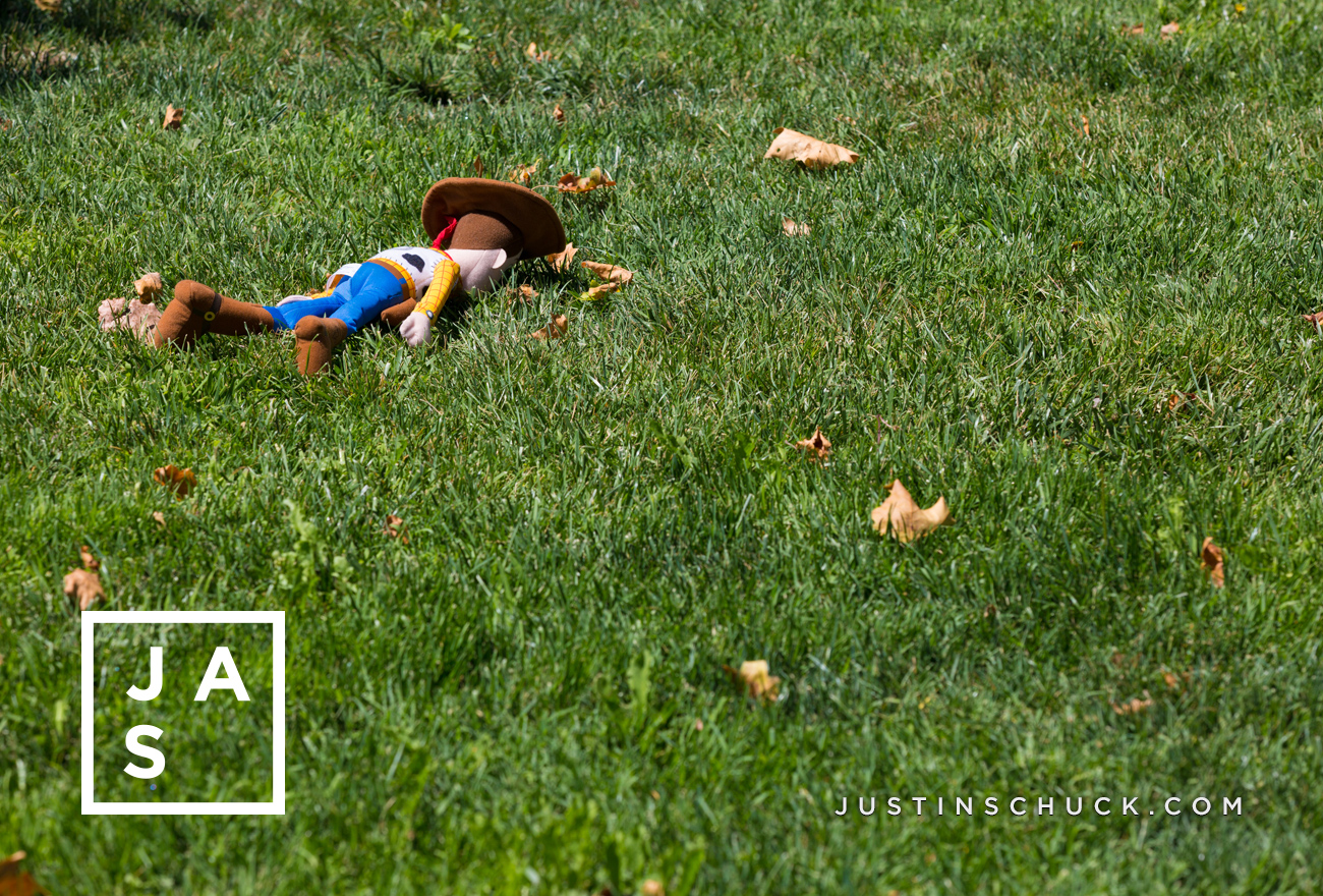 """RIP Woody"""
