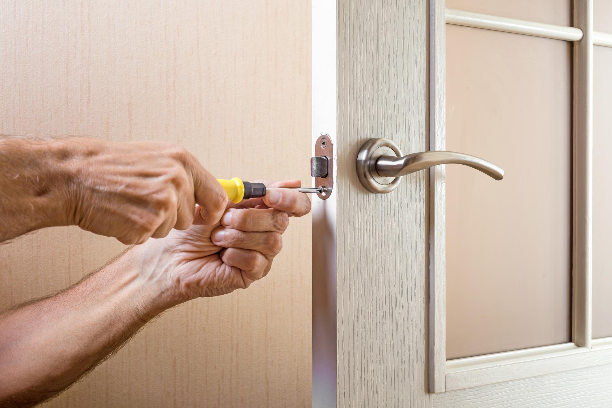 door handle repair