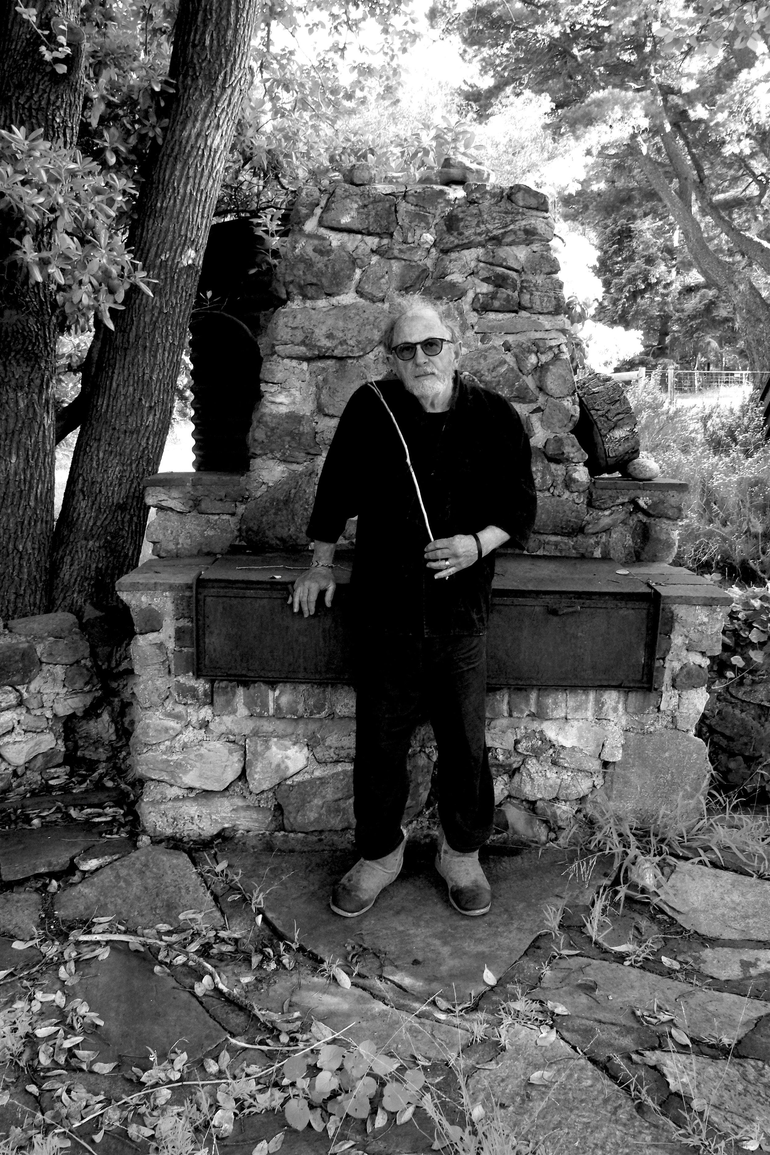 Ed Douglas, photographic artist, Adelaide Hills, 2017