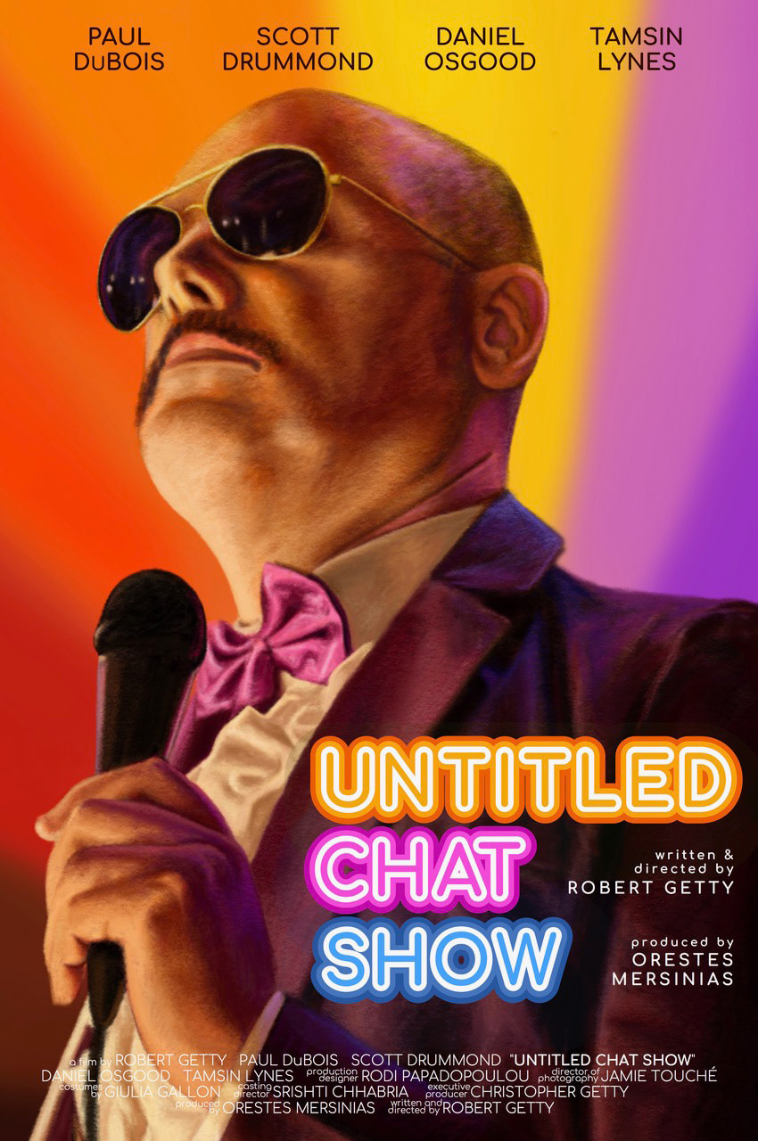 Untitled Chat Show - Production Sound Mix by Sebastian Dressel