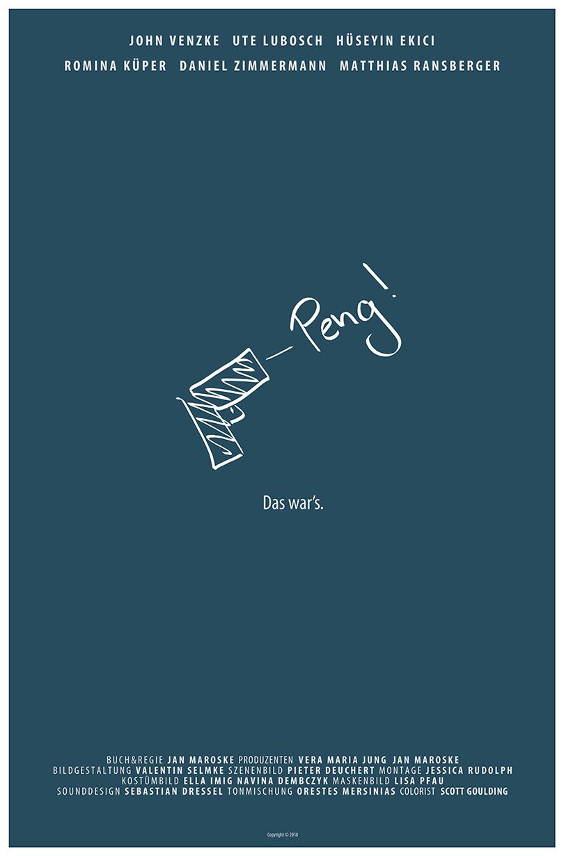 Peng! - Short Film - Sound Design by Sebastian Dressel