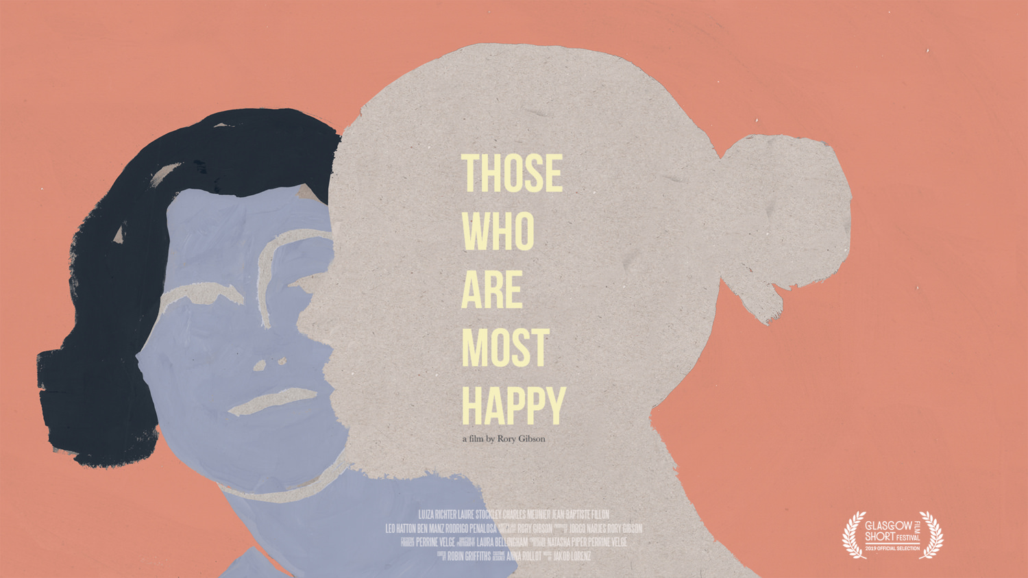 Those Who Are Most Happy - Dialogue Edit by Sebastian Dressel