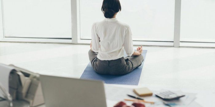How Meditation Benefits Employees - Meditation decreases negative afflictions… Anxiety, depression, chronic pain, insomnia, and moreMeditation increases wellbeing… Happiness, creativity. productivity, attention, immunity