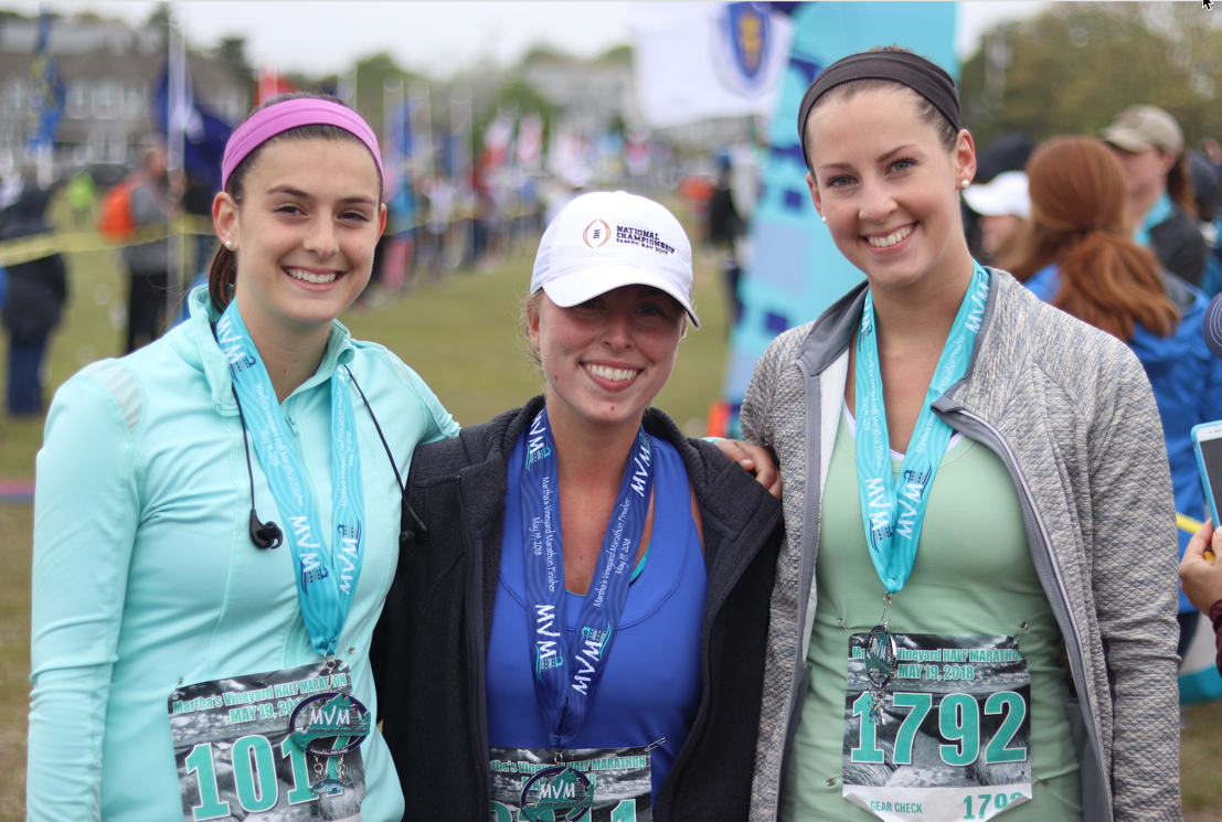 I couldn't have asked for a better experience! The scenic course was perfect for my first half marathon. The local shops and restaurants also made for fun weekend with friends and family after the race. I'll definitely be back next year!! -Jenny