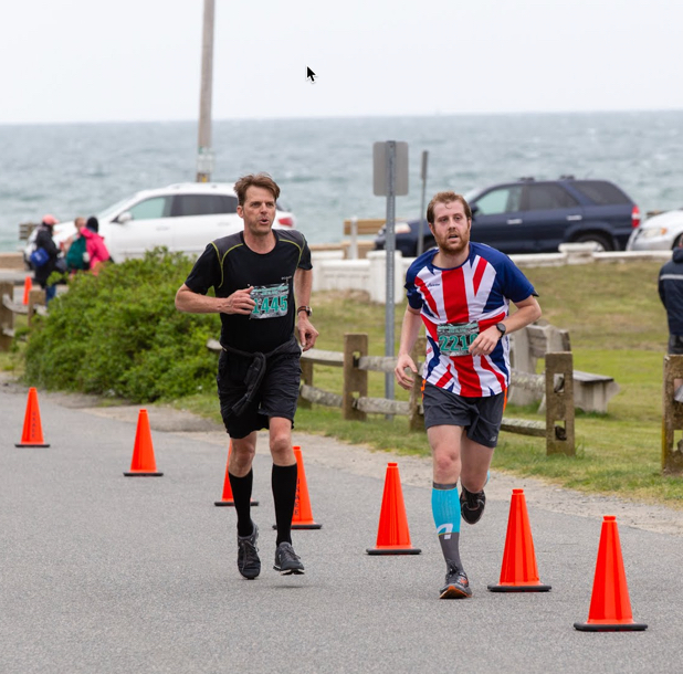 I seriously loved the run! The course was pretty flat with plenty of encouragement along the way. The scenery was beautiful and there were plenty of race marshals to stop you getting lost. I will definitely be running again next year. -Oliver