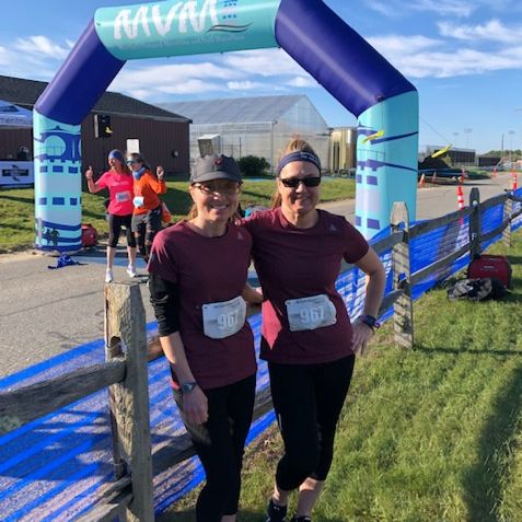 2019: This was such a great event! Loved running the relay, what an amazing experience! From packet pick-up to the finish line... the event coordinators did a wonderful job!