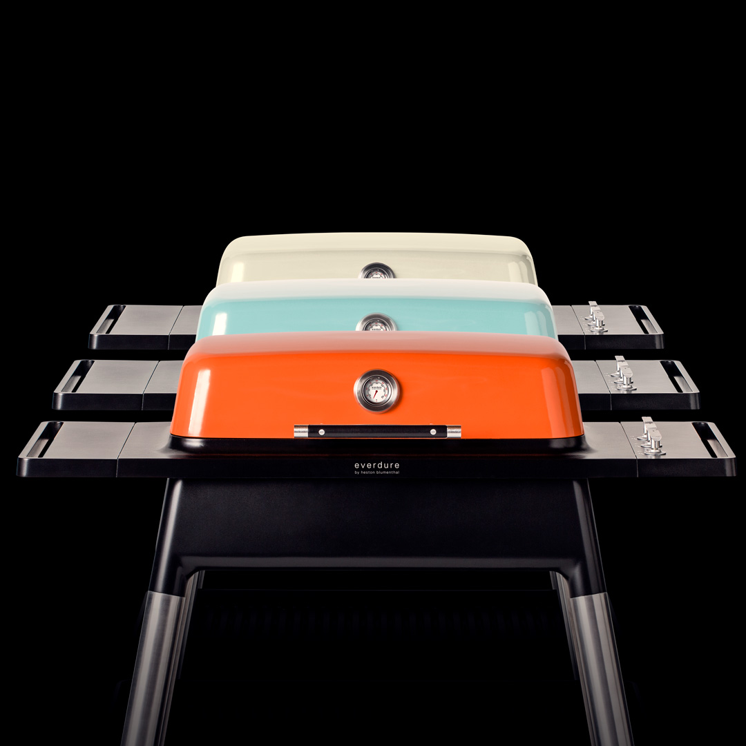 Everdure by Heston Blumenthal Gas Barbecue Range