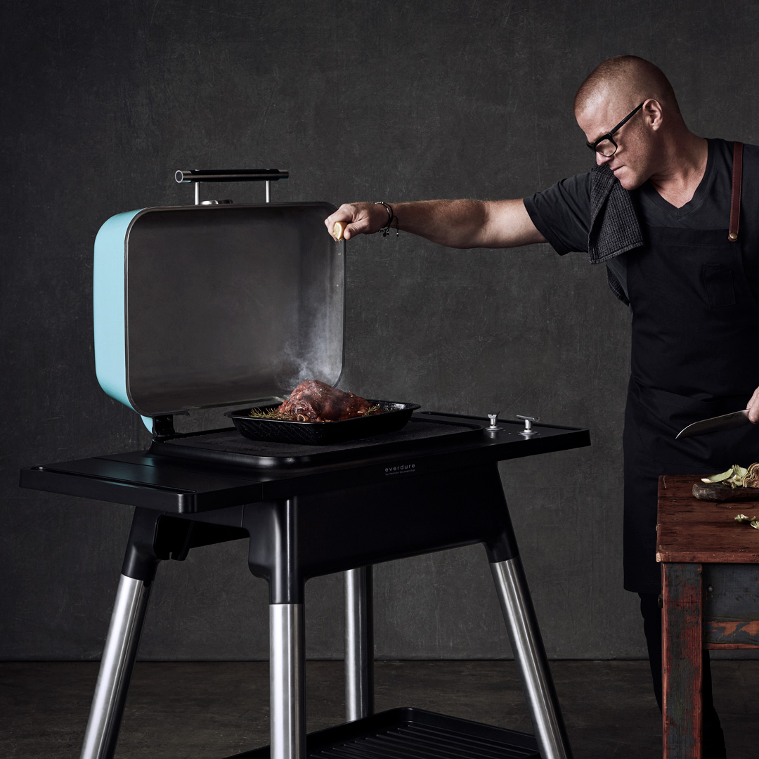 Everdure by Heston Blumenthal Gas BBQ